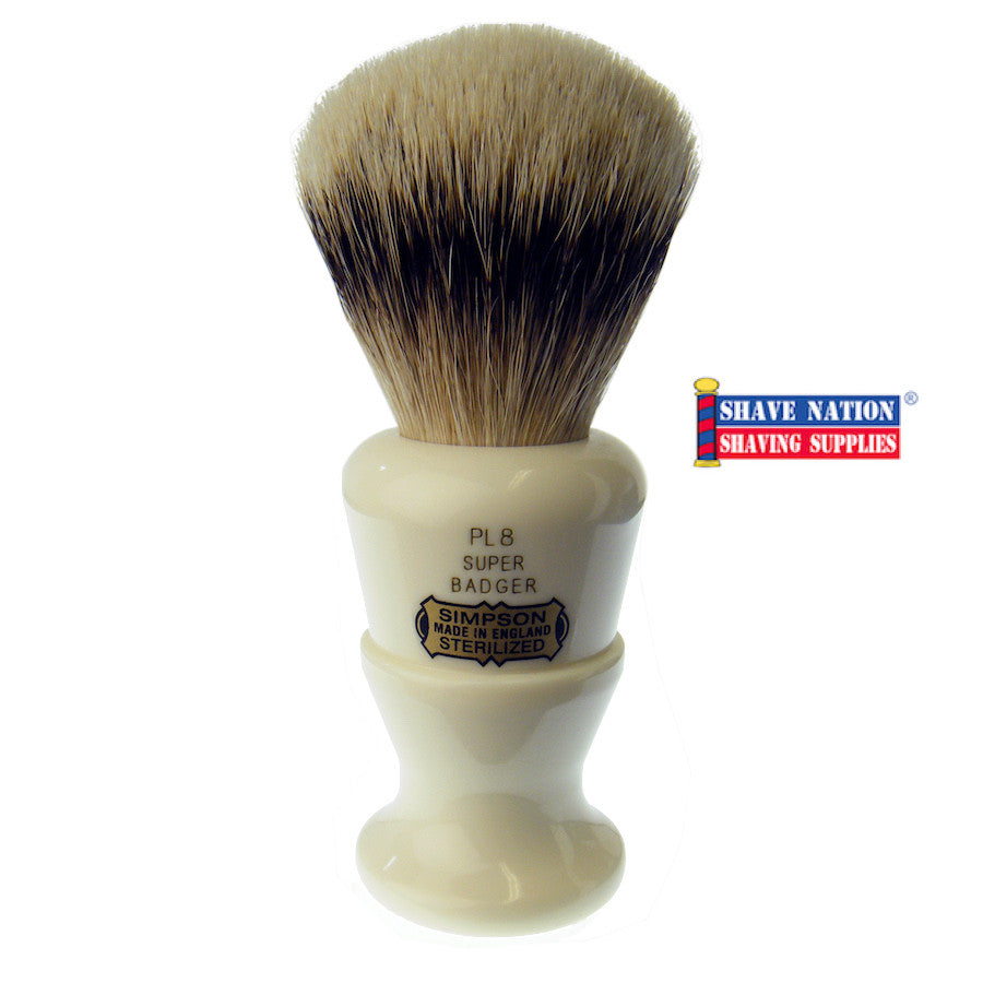 Simpsons Polo PL8 Brush Super