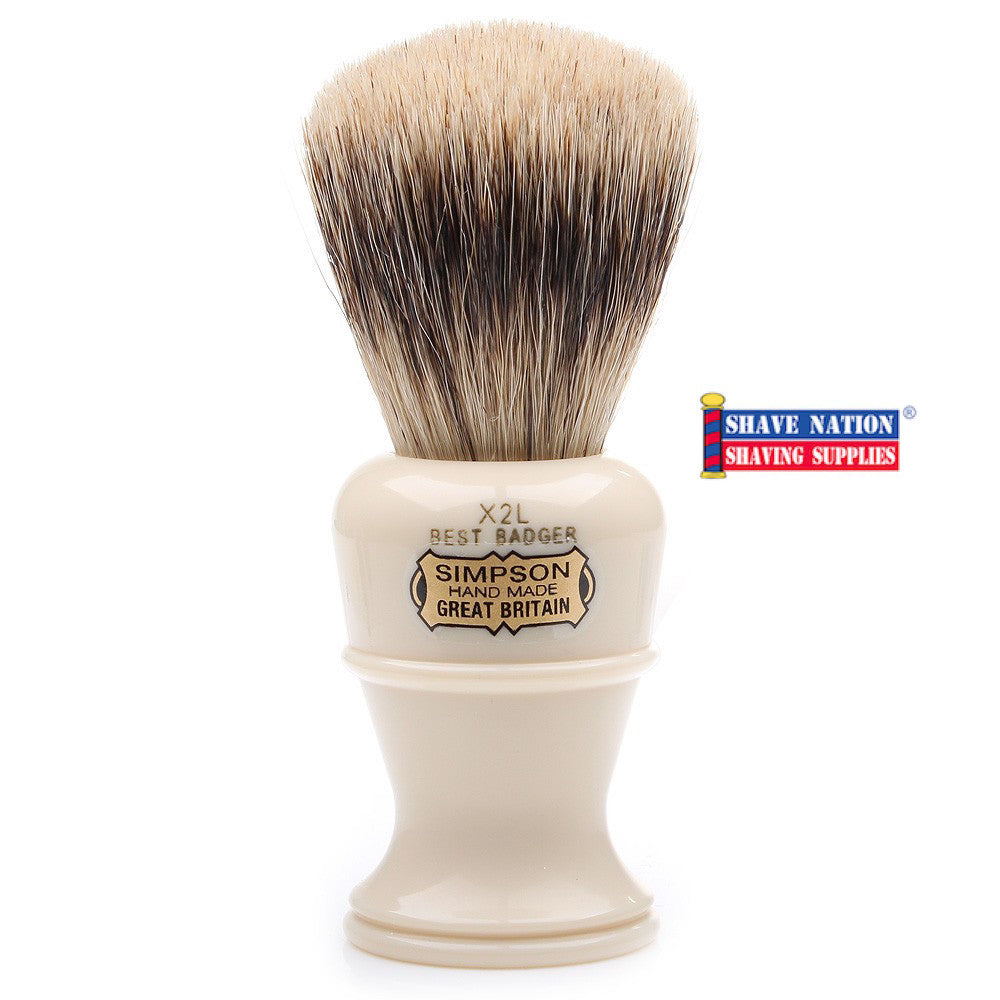 Simpsons Colonel X2L Brush Best