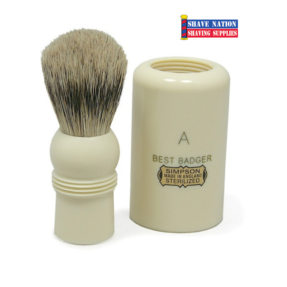 Simpsons Major Best Travel Brush