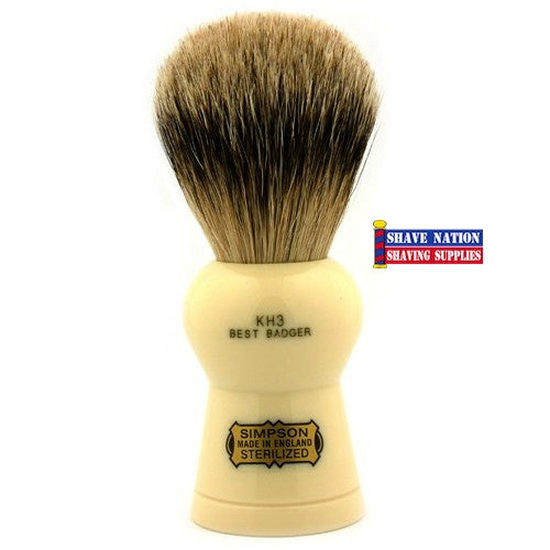 Simpsons Keyhole 3 Best Badger Brush