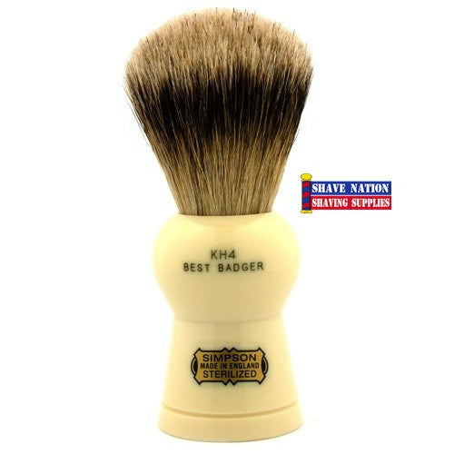 Simpsons Keyhole 4 Best Badger Brush