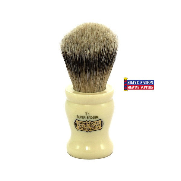 Simpsons Tulip 1 Super Badger Brush
