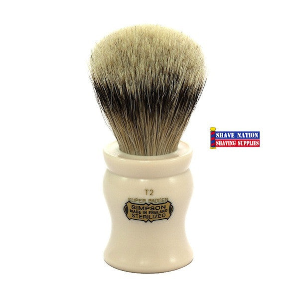 Simpsons Tulip 2 Super Badger Brush