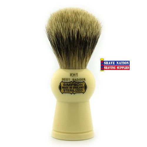 Simpsons Keyhole 1 Best Badger Brush