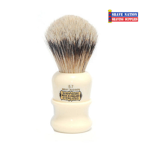 Simpsons 57 Best Badger Brush
