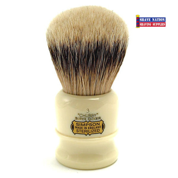 Simpsons Chubby 3  Brush Super
