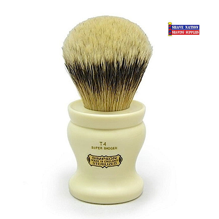 Simpsons Tulip 4 Super Badger Brush
