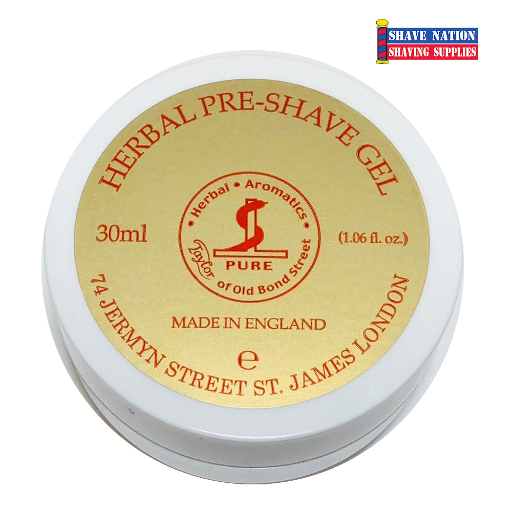Taylor of Old Bond Street Herbal Preshave Gel