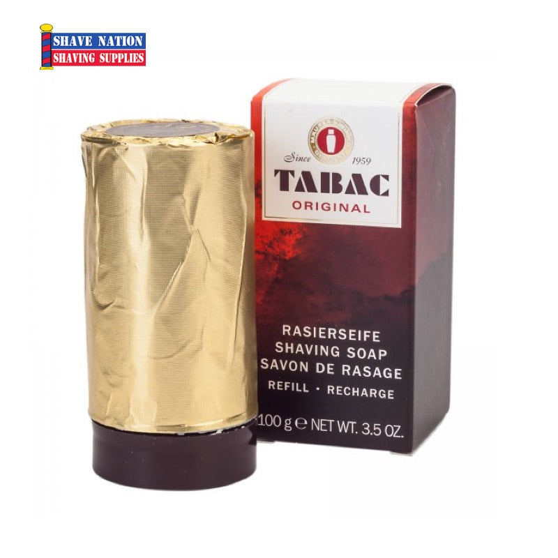Tabac Shaving Soap Stick Refill