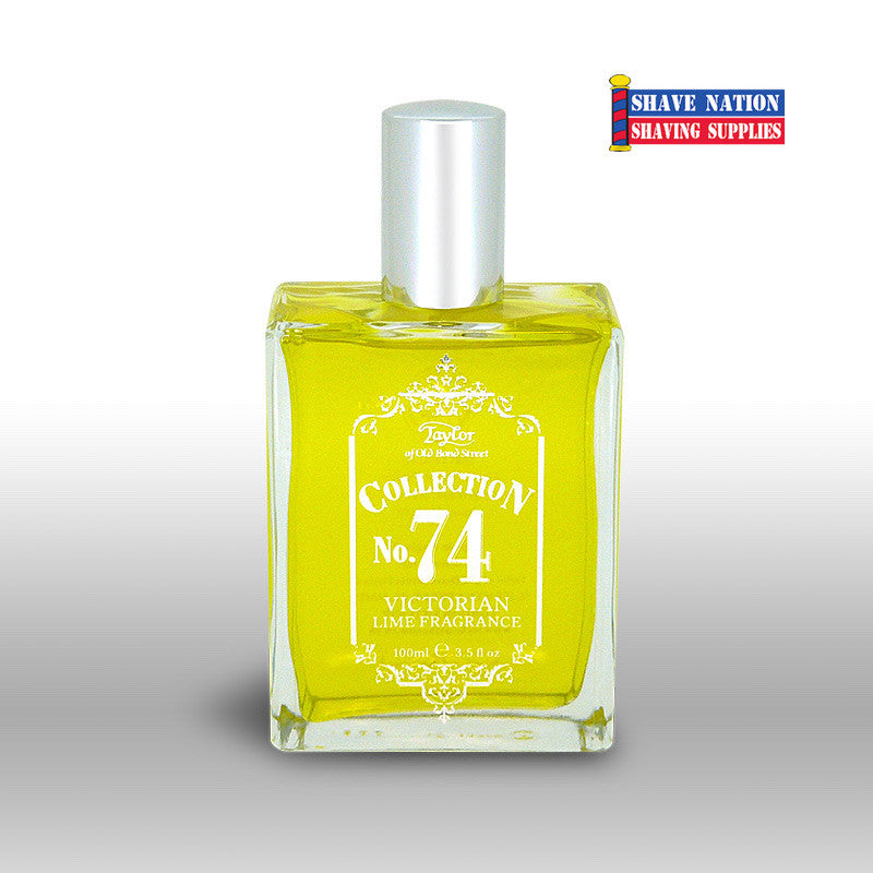 Taylor of Old Bond Street No 74 Victorian Lime Fragrance