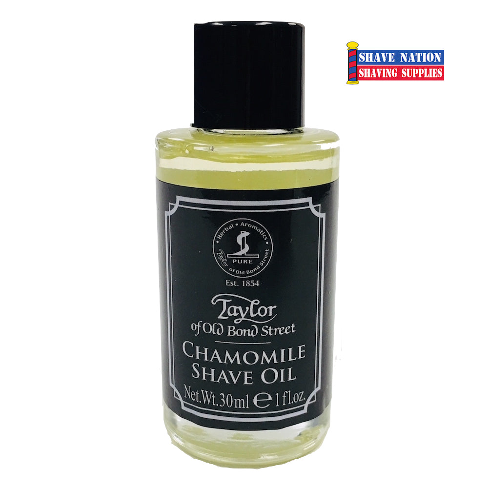 Taylor of Old Bond Street Chamomile Shave Oil