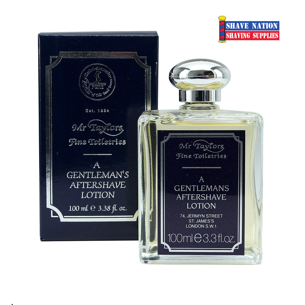 Taylor of Old Bond Street Mr Taylors Gentlemans Aftershave Lotion