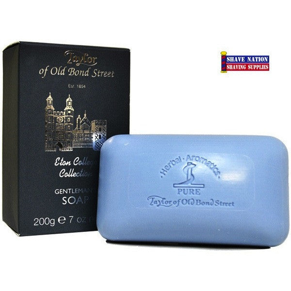 Taylor of Old Bond Street Eton College Bar Soap