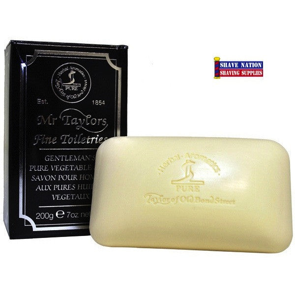 Taylor of Old Bond Street Mr. Taylor's Bar Soap