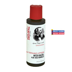 NEW! Thayers Gentlemen's Aftershave Lotion