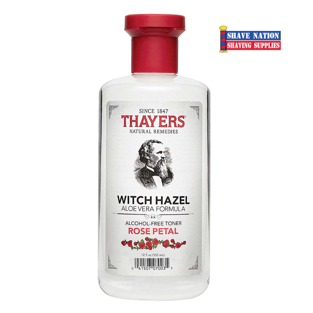 THAYERS Rose Petal Witch Hazel Toner