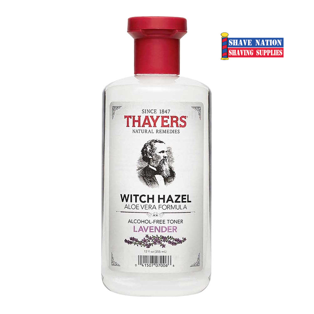 Thayers Witch Hazel Lavender-Alcohol Free Toner