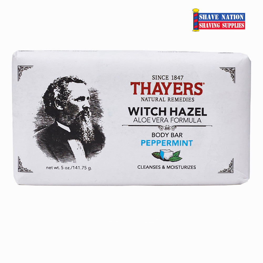 Thayers Peppermint Body Bar Soap