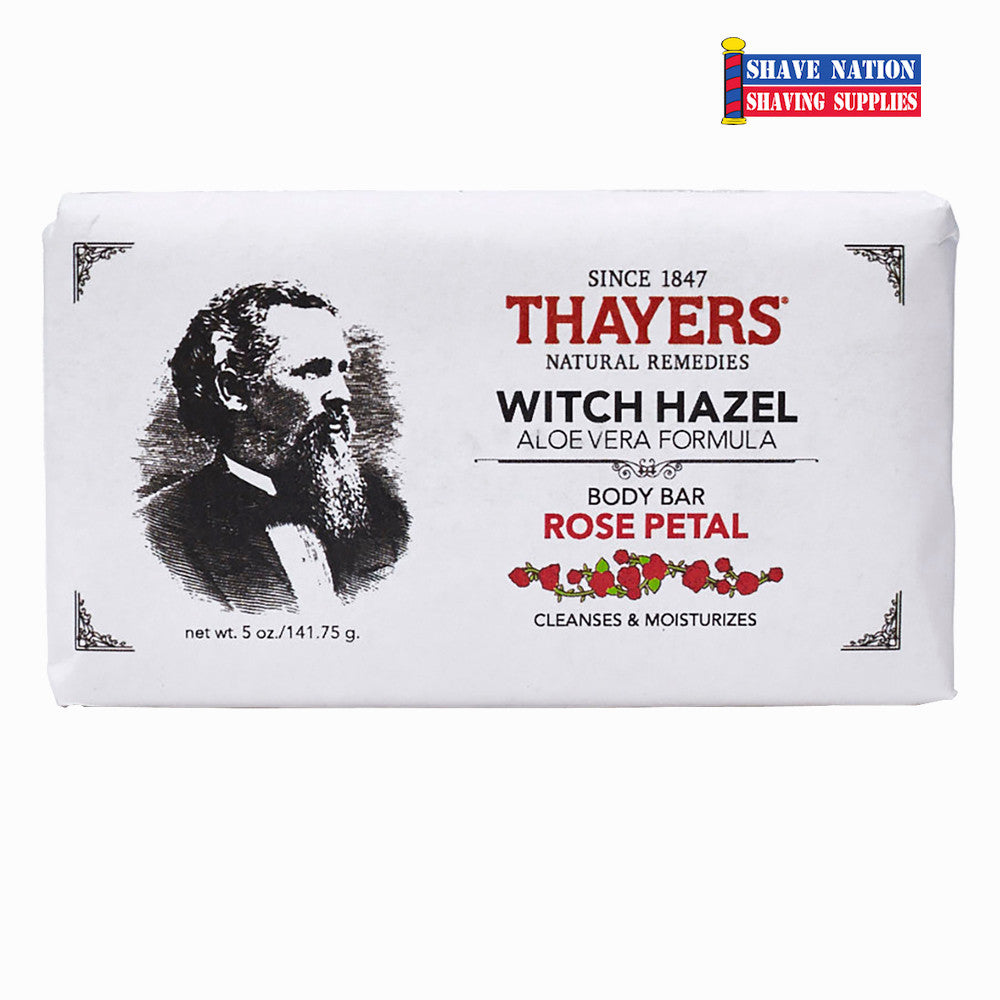 Thayers Rose Petal Body Bar Soap
