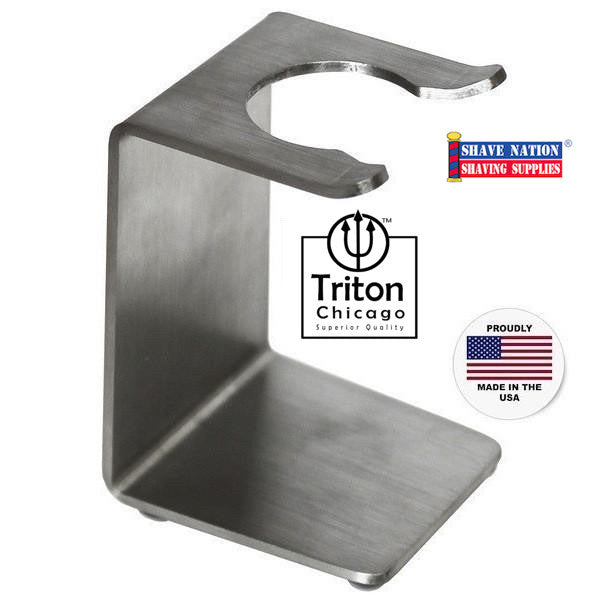 Triton Chicago Shaving Brush Stand