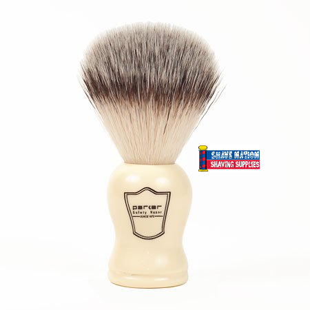 Parker Synthetic Brush White