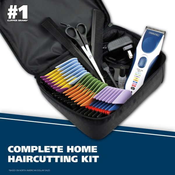 Wahl Color Pro Cordless Rechargeable Trimmer Kit