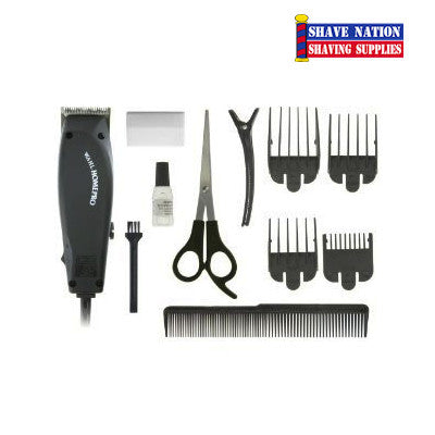 Wahl 11 Piece Haircutting Kit