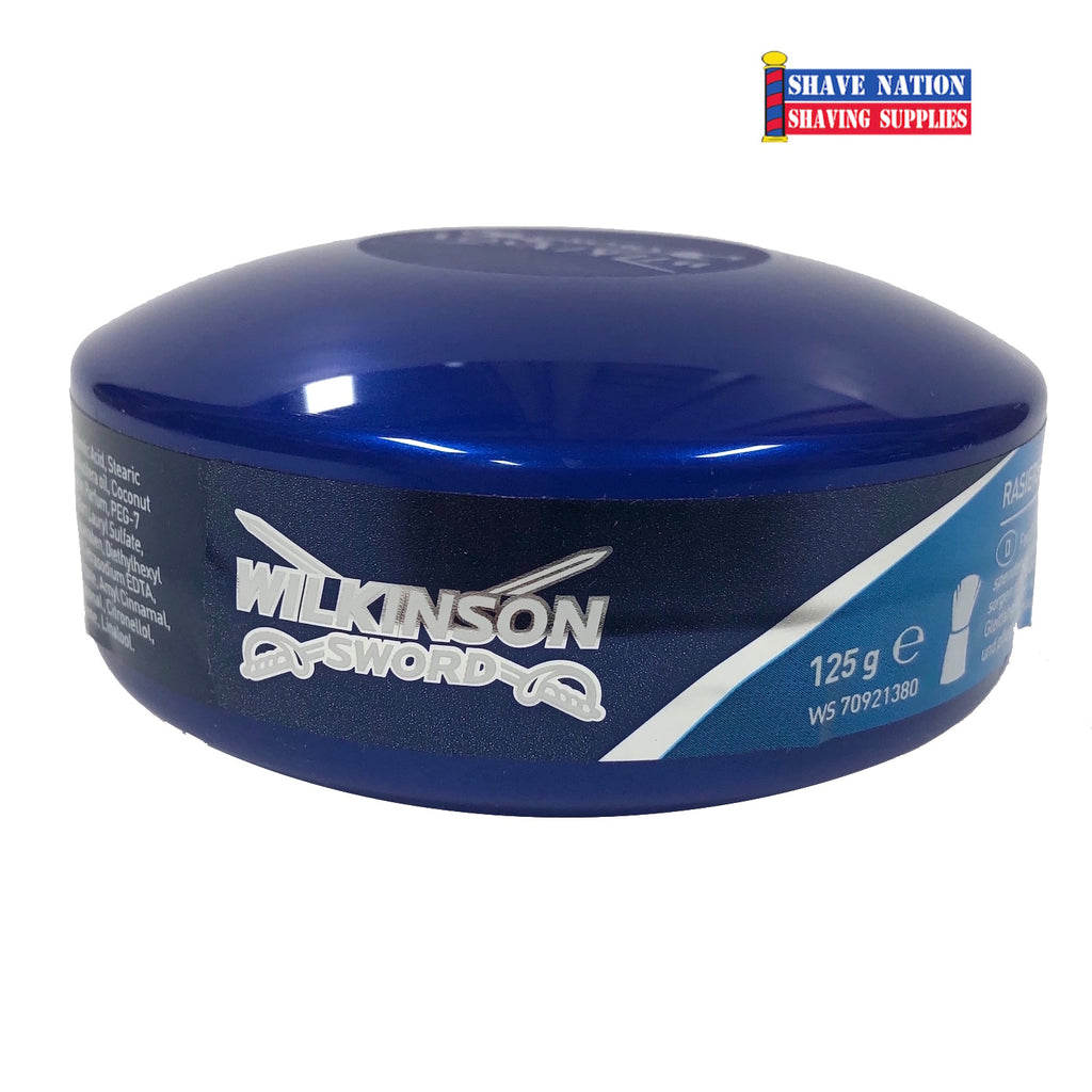 Wilkinson Sword Shaving Soap Jar