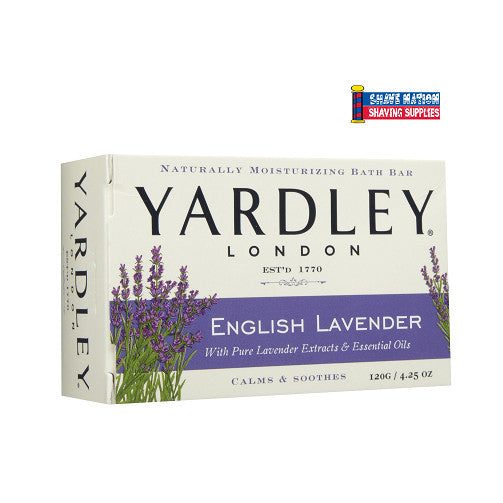 Yardley Bar Soap English Lavender