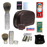 YouTube Safety Razor Travel Set