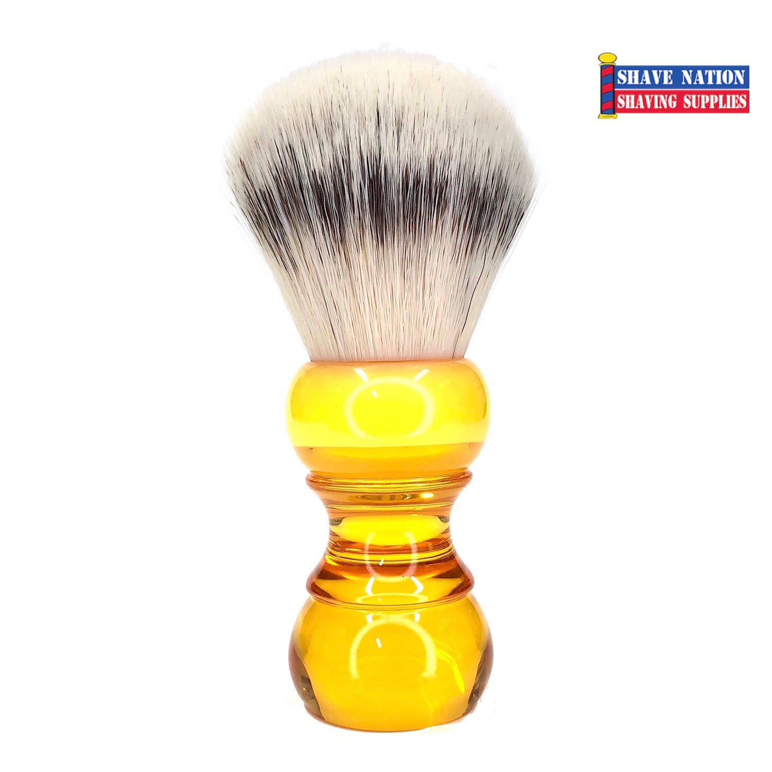 Alpha Albert 28mm G4 Synthetic Brush with Resin Handle