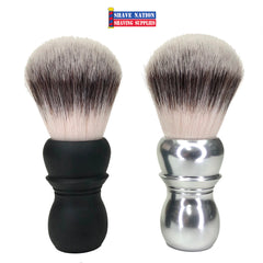 Alpha Outlaw Bulldog G4 Synthetic Brush with Aluminum Handle