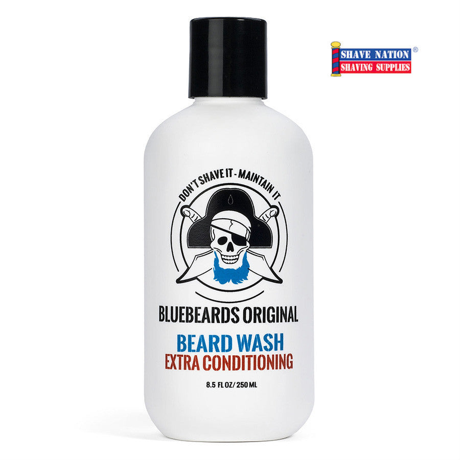 Bluebeards Original Beard Wash-Extra Conditioning