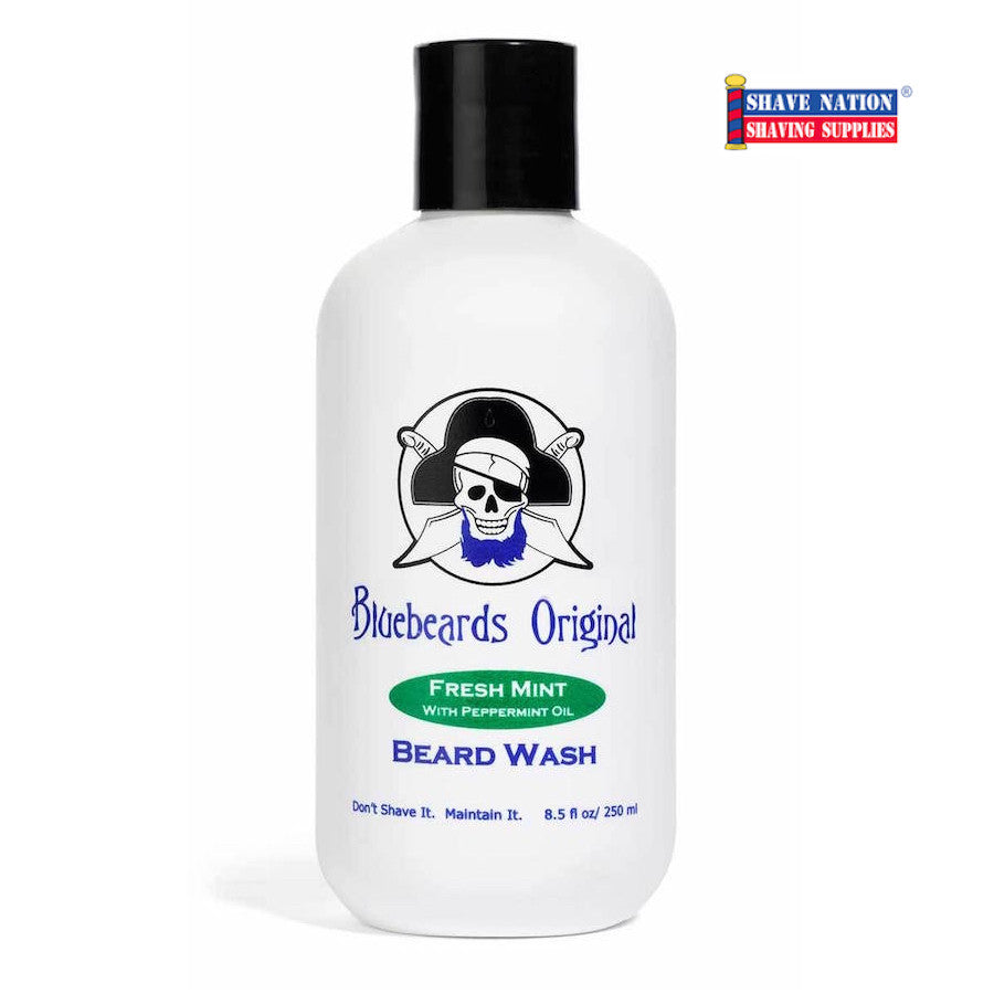 Bluebeards Original Beard Wash-Fresh Mint