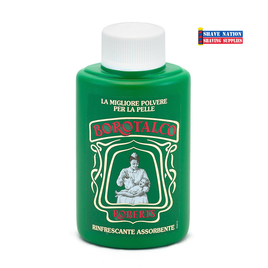 Borotalco Talcum Powder from Italy