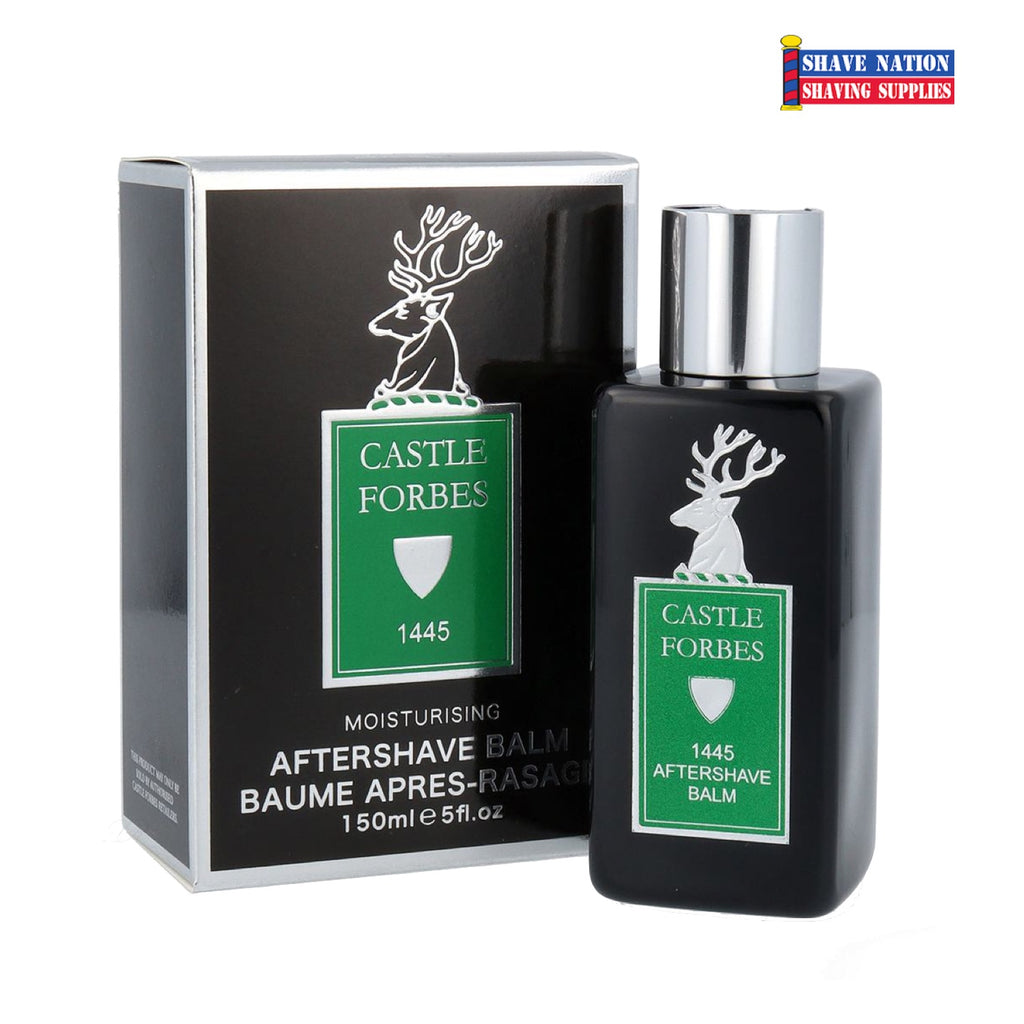 Castle Forbes 1445 Aftershave Balm