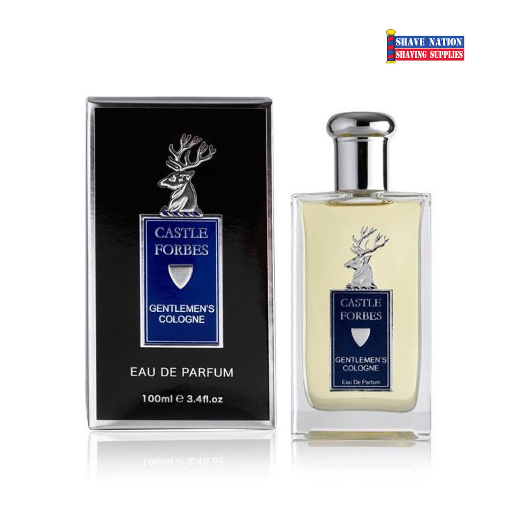 Castle Forbes GENTLEMEN'S COLOGNE Eau De Parfum Aftershave