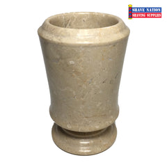 Champagne Marble Brush Soaking Cup (443)