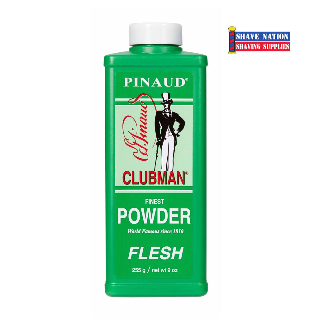 Clubman-Pinaud Finest Powder-Flesh-9oz