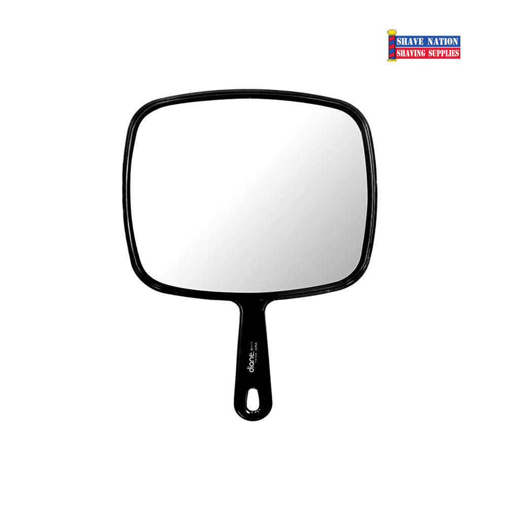 TV Mirror Large-Black