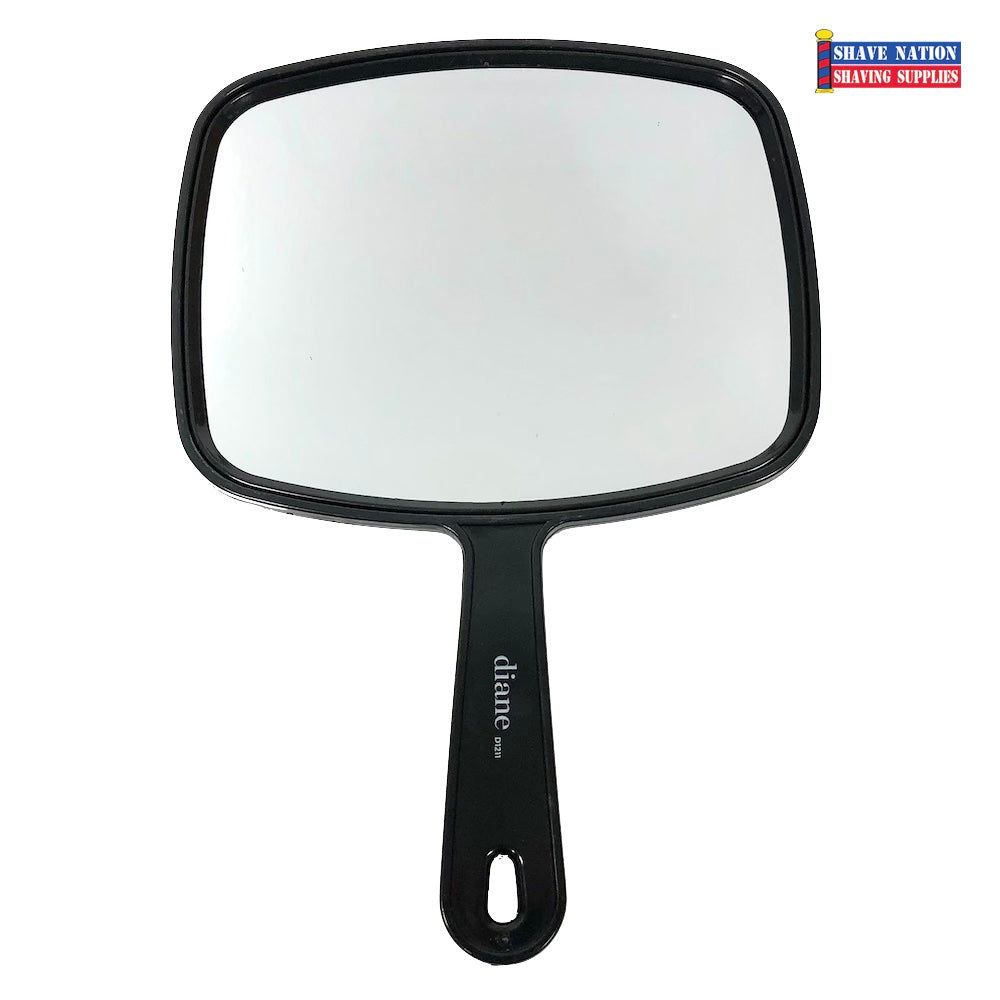 TV Mirror Medium-Black