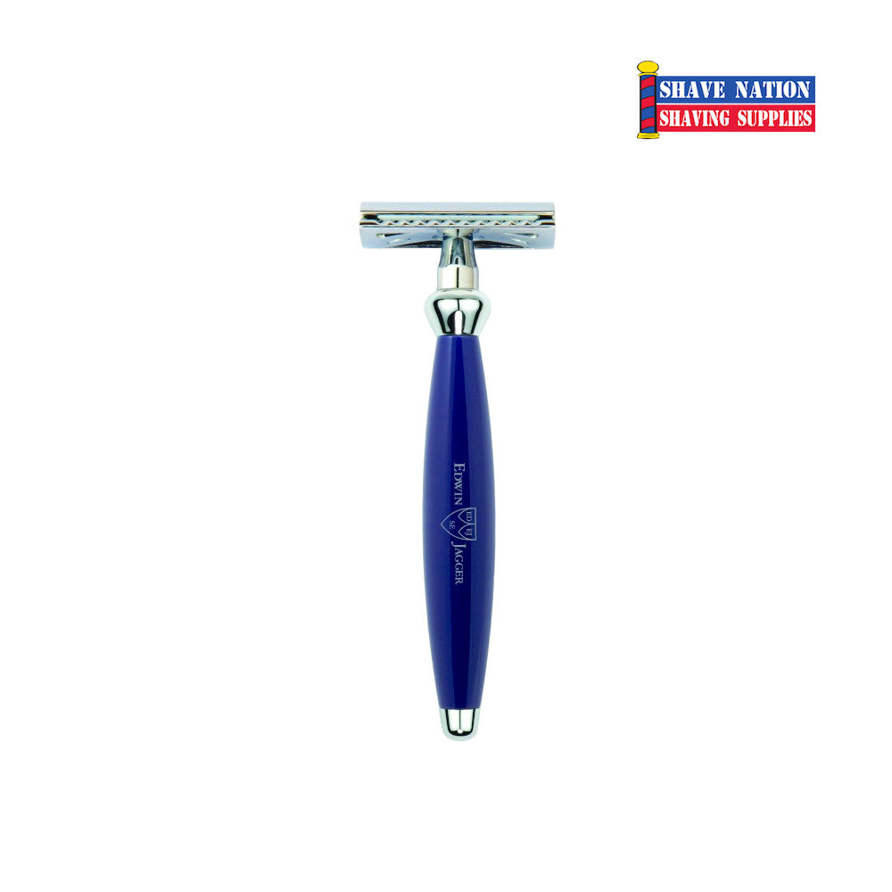 Edwin Jagger Bulbous Closed Comb Safety Razor