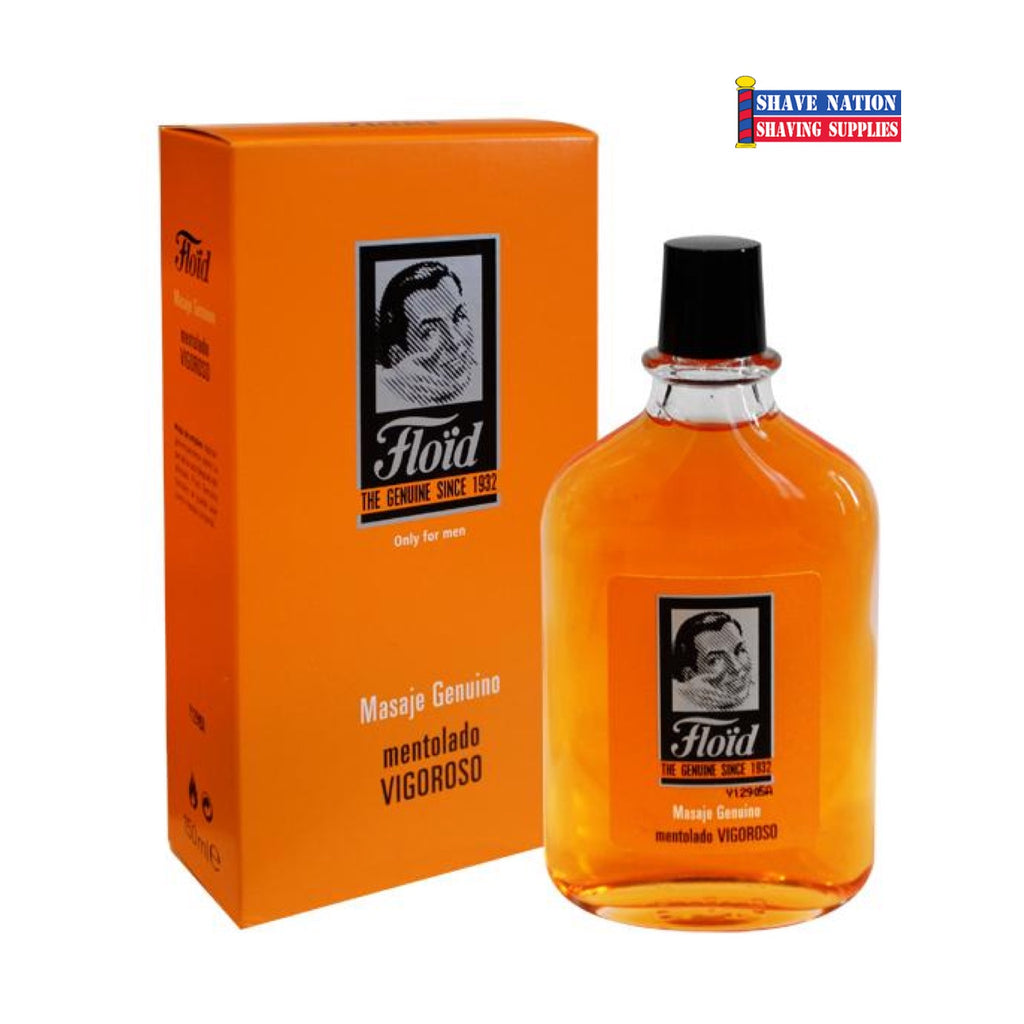 Floid Vigoroso Vintage After Shave Splash 150ml