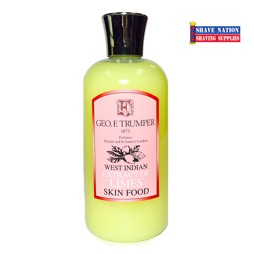 Geo F Trumper Skin Food Limes 100ml
