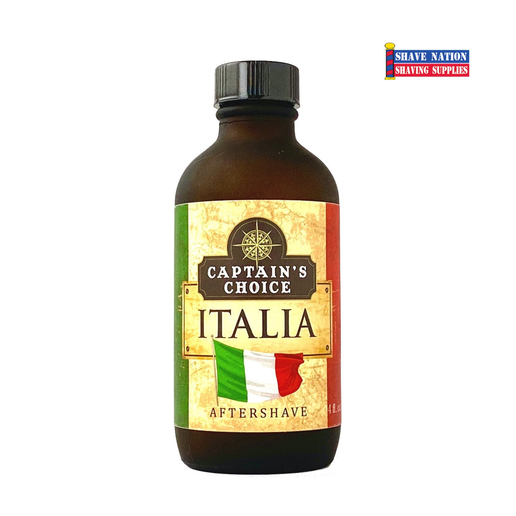 Captain's Choice Aftershave - Italia
