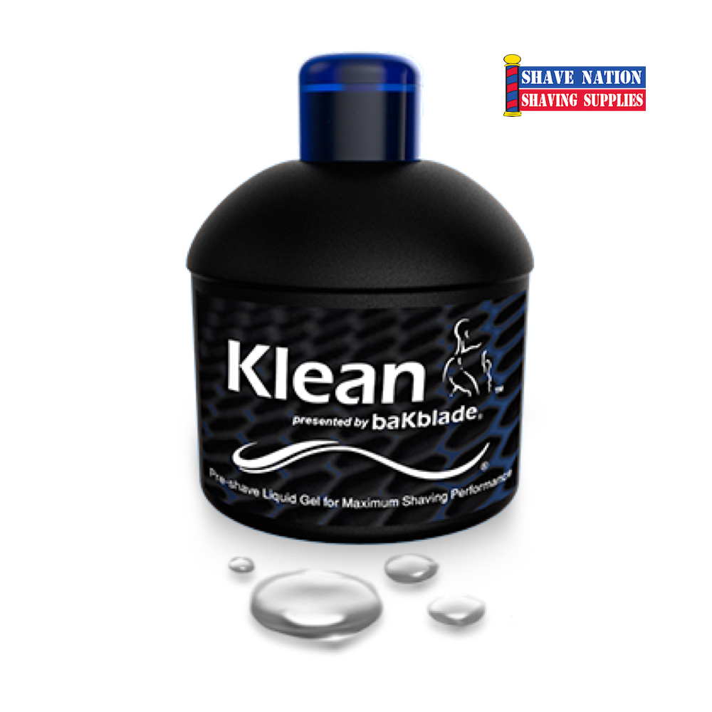 baKblade Klean Liquid Soap