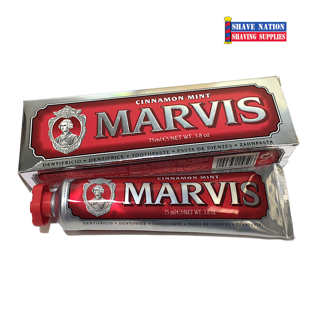 Marvis Toothpaste Cinnamon Mint