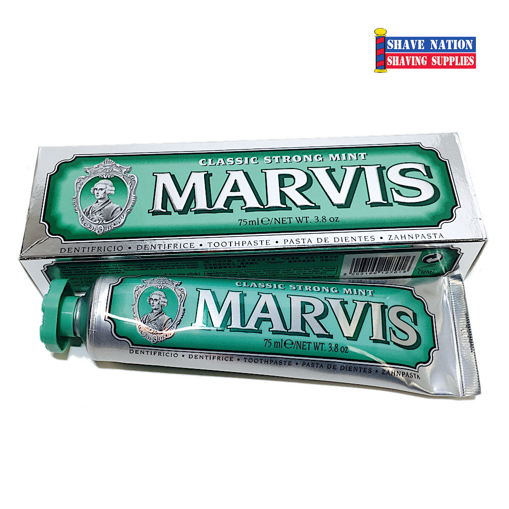 Marvis Toothpaste Classic Strong Mint