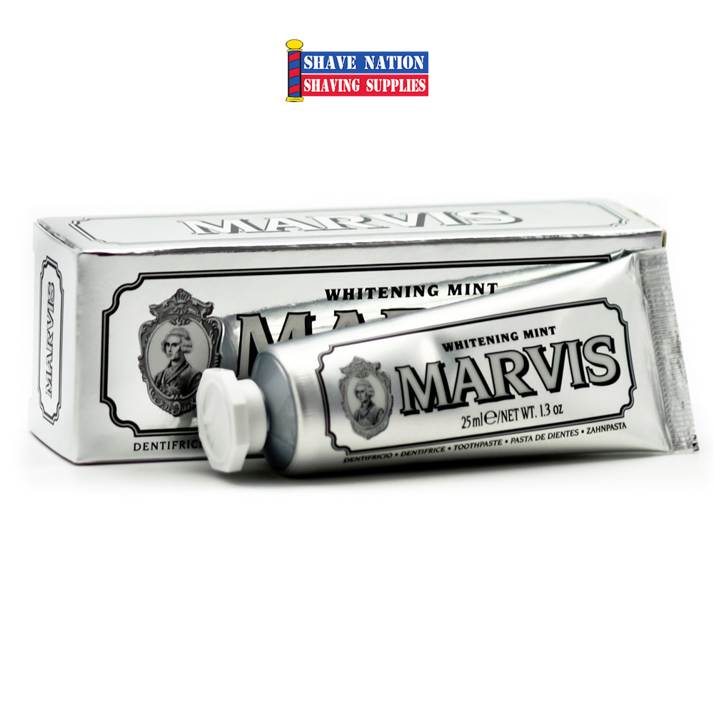 Marvis Toothpaste Whitening Mint 1.3oz