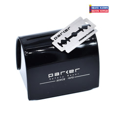 Parker Blade Bank Razor Blade Disposal Case